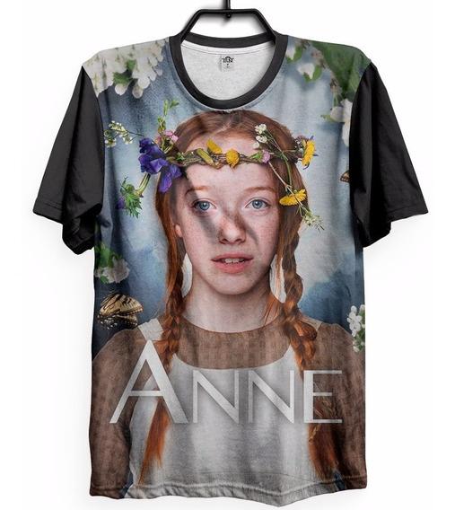 Camiseta Série Tumblr Anne With An E Seriado Personalizado