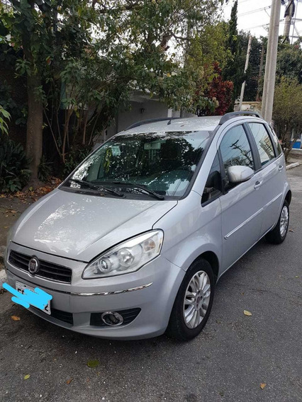 Fiat Idea 1.6 16v Essence Flex 5p 2013