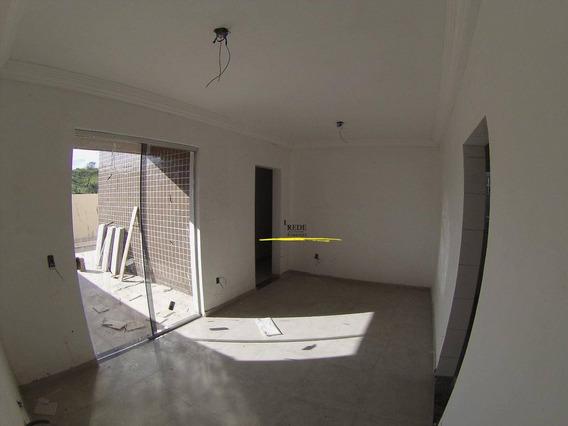 Apartamento À Venda Garden 3 Quartos 154 M² Por R$ 400.000 - Guarujá - Betim/mg - Gd0022
