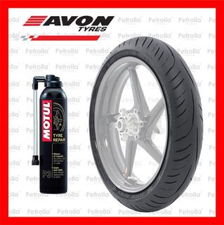 Pneu Dianteiro Suzuki Bandit1200 A 120/70zr17 58w Avon Tyres
