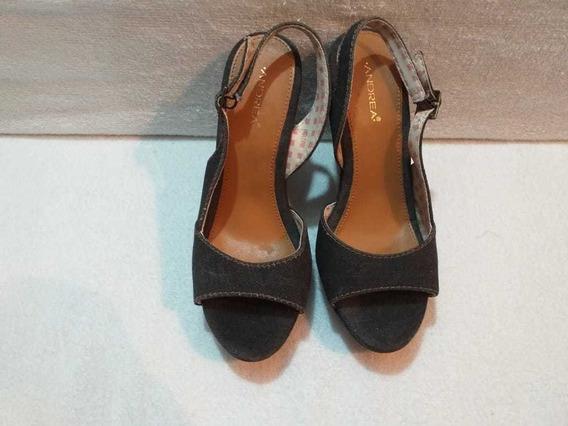 Zapatos Plataforma Marca Andrea
