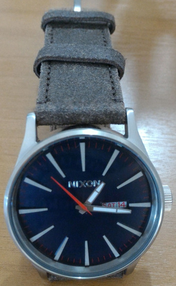 Relógio Nixon Sentry Unissex Novo Original