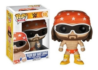 Wwe Macho Man Randy Savage 10 Funko Pop