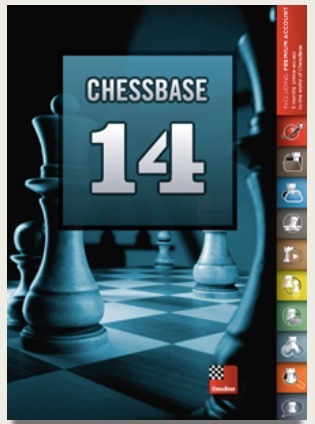 Chessbase 14 + Megadatabase 2018 + Fritz 16 + 110 Livros Pdf
