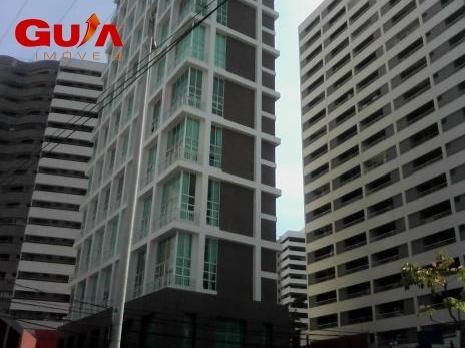 Apartamento Tipo Loft Com 01 Suíte A Venda No Meireles - 1237