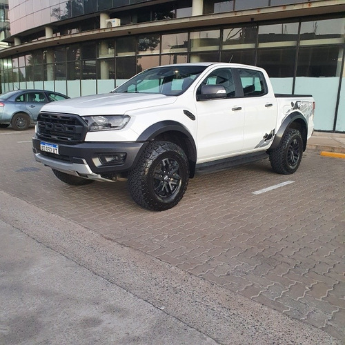 Ford Ranger Raptor 2.0l Biturbo Cabina Doble 4x4