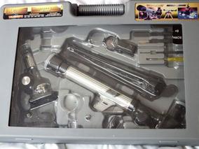 Kit De Telescópio E Microscópio Óptico