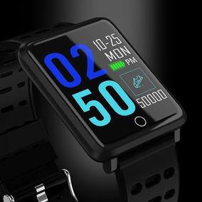 Relógio Bluetooth Smart Watch F3 Monitoramento Cardíaco
