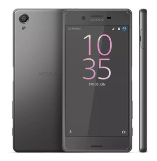 Celular Barato Sony Xperia X F5121 Novo Single Chip Promoção