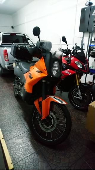 Bmw Gs 1200 No/ktm 990 Adv. Aguatera/fierrazo Esc Of Contado