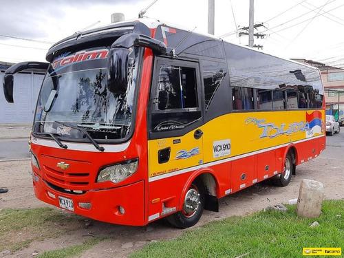 Bus Chevrolet Npr Renward