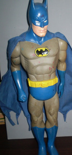Batman Muñeco 1988 Vinilo 30 Cm Figura Vintage No Envío