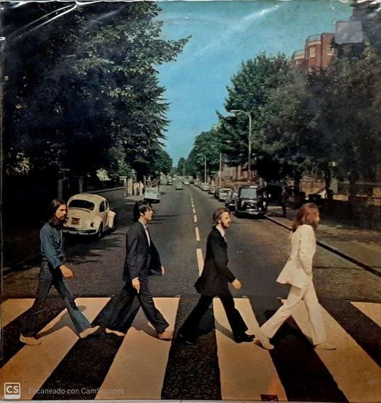 Vinilo The Beatles Abbey Road Edicion Argentina Dj Todelec