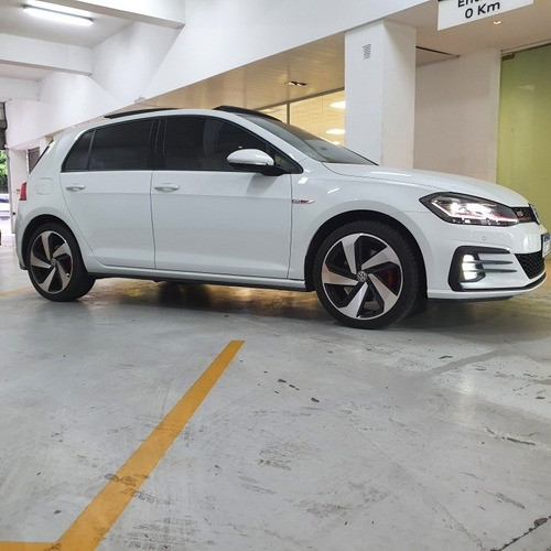 Volkswagen Golf  Gti 2019  App Connect + Cuero