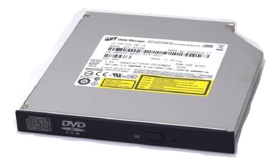 Gravador Dvd Ide Notebook Vários Modelos Sem Moldura Frontal