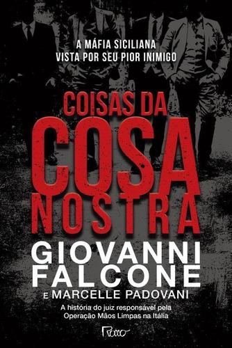 Imagem 1 de 1 de Coisas Da Cosa Nostra - A Máfia Siciliana Vista Por Seu Pio