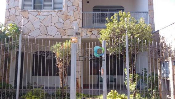 Casa Residencial À Venda, Jardim Boa Vista, Serrana. - Ca0946