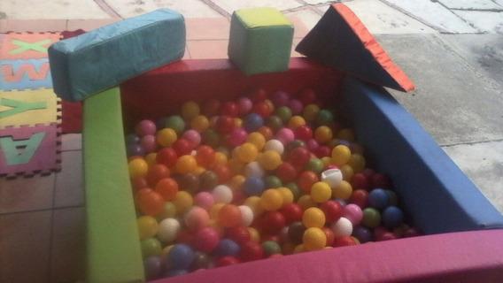 Piscina De Pelotas Con 2 Piezas Littles
