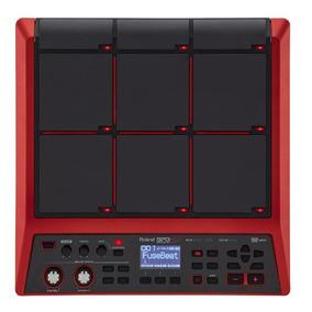 Controlador Roland Spd-sx Se Percussão Digital