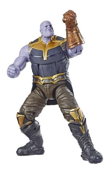 Vingadores 6 Figuras Marvel Legends Baf Thanos - Hasbro