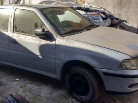 Volkswagen Gol 1.6 Mi Deejay Baja Con Alta De Motor
