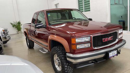 Imagen 1 de 15 de Chevrolet Cheyenne 5.3 2500 Crew Cab B 295hp 4x4 Mt 1998