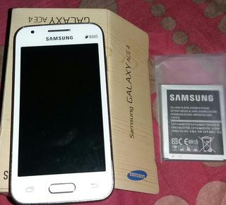 Celular Samsung Galaxy Ace 4 Nuevo Con Factura De Compra