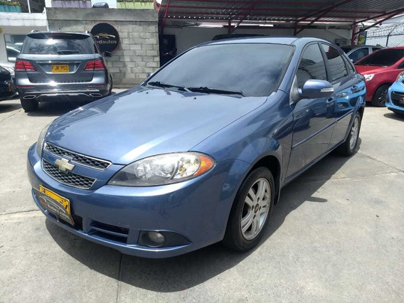 Chevrolet Optra Advance Mecanico 1.6 4p 2010