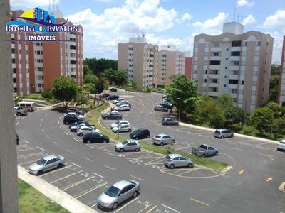 Apartamento Venda Parque Camélias Campinas Sp.apartamento 2 Quartos Com Armários Embutidos, Sala 2 Ambientes Com Sacada, Banheiro, Cozinha Planejada. - Ap01116 - 33764905