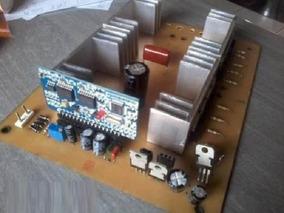 Projeto Inversor Senoidal Puro Egs002
