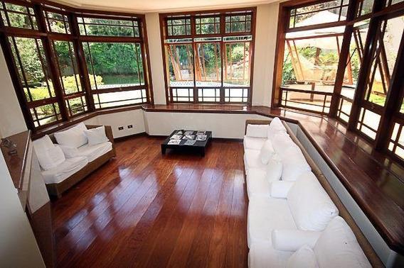Casa Em Condomínio Para Venda Em Santana De Parnaíba, Tamboré I, 5 Suítes, 7 Vagas - 2844_2-391748