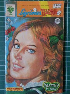 Revista Comic Lagrimas Y Risas 70s - 80s P1