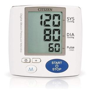 Tensiómetro Digital De Muñeca Citizen Ch-617 Nuevo Garantía