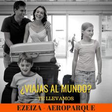 Combis A Ezeiza Viajes Traslados Puerta A Puerta Aeroparque