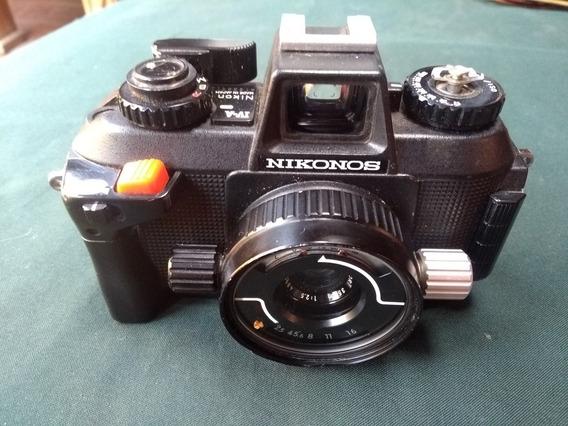 Máquina Fotográfica Antiga Nikonos Iv-a