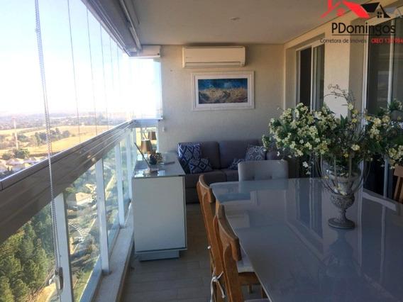 Apartamento Alto Padrão - Luxuoso Ao Lado Do Alphaville Campinas, Próximo A Sp 340 Em Campinas - Sp - Ap00302 - 34641707