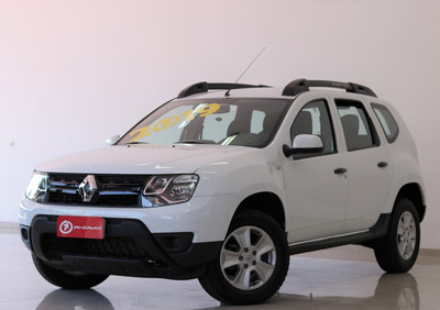 Duster 1.6 Flex Expression X-tronic - 2019