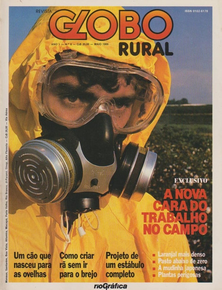 Globo Rural 008 Ranário Silagem Junco Ovelha Planta Venenosa