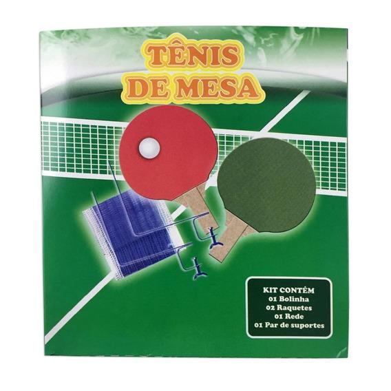 Kit Tênis De Mesa Popular Ahead Sports Ast218.