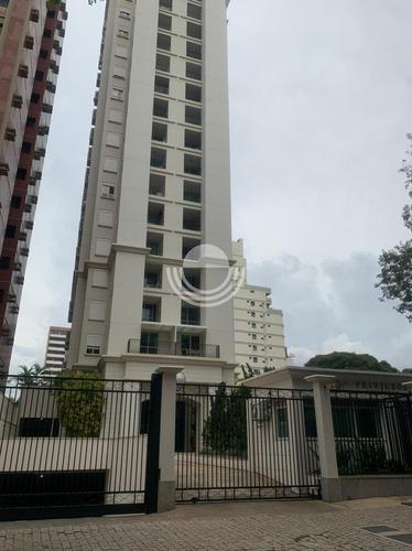Apartamento À Venda Em Cambuí - Ap006632