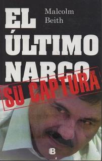 El Último Narco Chapo Guzman Malcolm Beith M00056