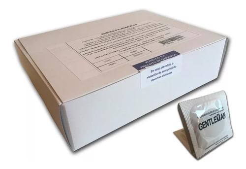 Preservativos Gentleman Lubricado Granel X144 Envío Discreto
