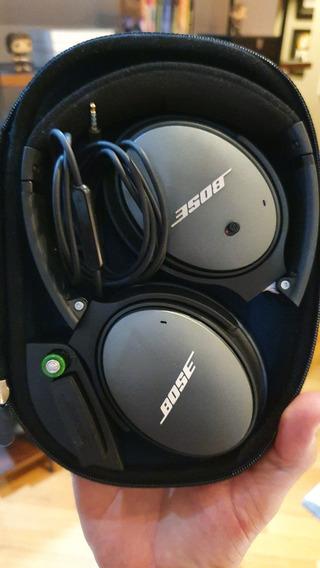 Fone Bose Quiet Comfort Qc25 - Original Bose