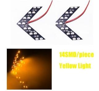 Luces Direccionales Led Para Retrovisores (par)