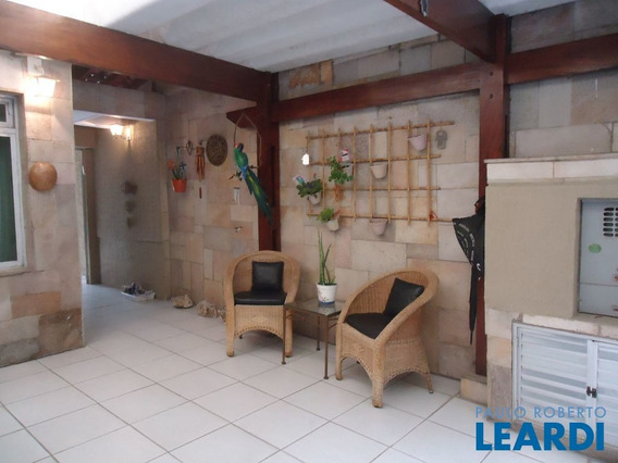 Casa Assobradada Brooklin - São Paulo - Ref: 573435
