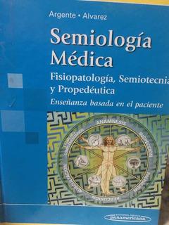 Libro Semiología Argente Álvarez