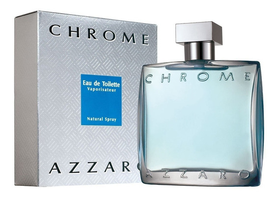 Decant Amostra Do Perfume Azzaro Chrome Men Tradicional 2ml