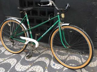 Bicicleta Peugeot Turismo Antiga