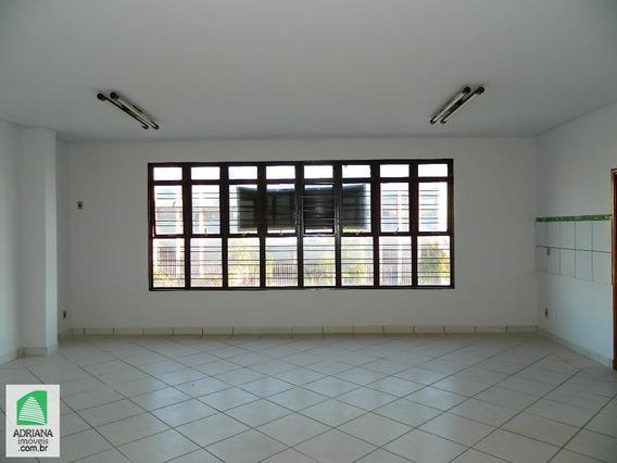 Aluguel Sala Comercial Com Banheiro Melhor Ponto No Jundiaí - 4940