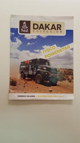 Libro + Coleccionables Dakar Camiones 5 Y 6